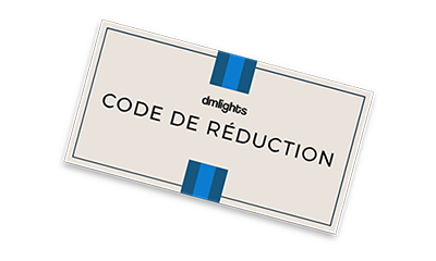 Code de réduction de dmlights